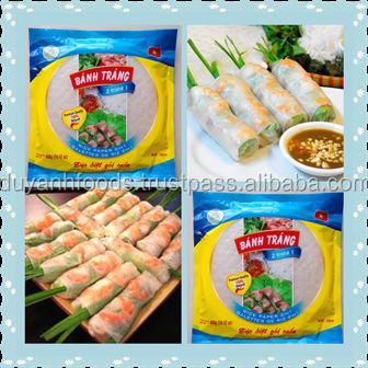 Specialties Vietnam Rice Paper Duy Anh Foods