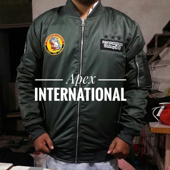 Military Patches Flight Jacket/custom Air Force Ma-1 Flight Jacket/flight  Jacket - Buy Flight Jacket,Ma-1 Flight Jacket Product on Alibaba com