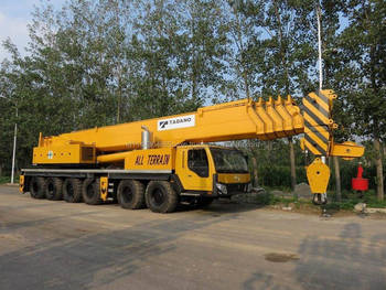 Tadano Tg1600e P&h 50 Ton Used Crane Made In Japan Sell