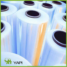 strech film for pallet shrink wrap film 23 micron