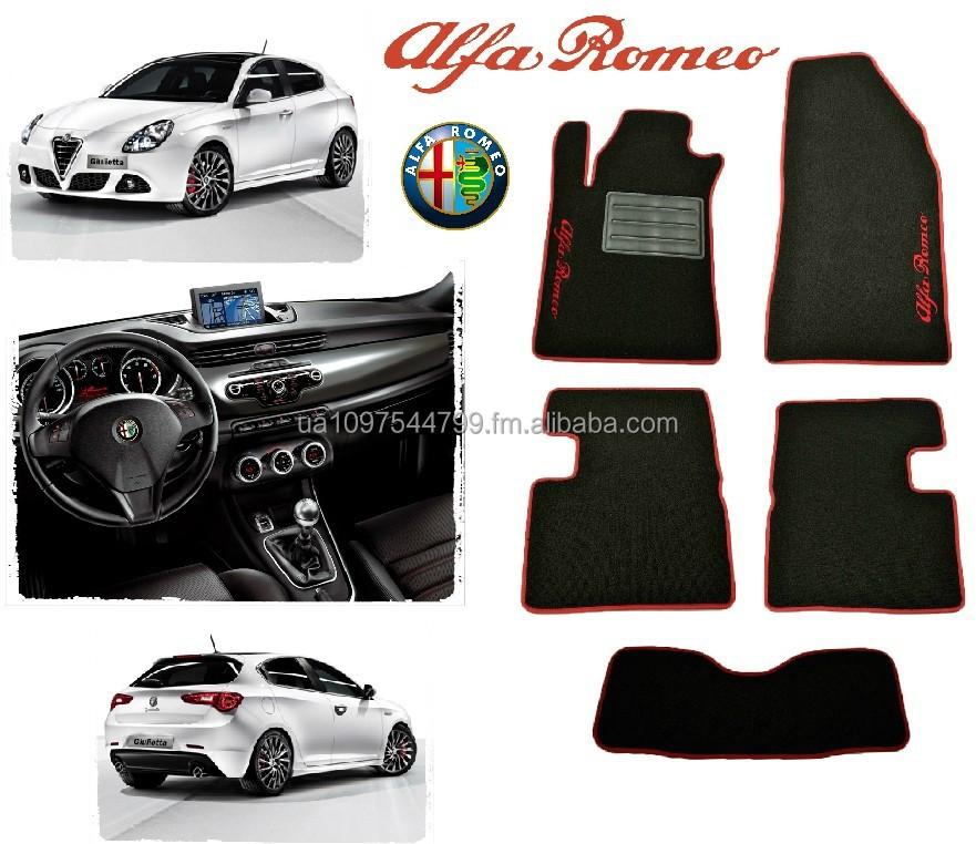 Mats Alpha Romeo Giulietta Edges Customizable No Original