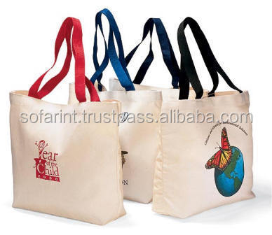Grocery Bags/ Shopping Bag/ Calico Bag/ Tote Bags/ Canvas Bag/ Beach Bags