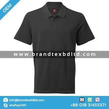 b3a8cd3a Mens Short sleeve black polo shirt fashionable wholesale latest design 2015  from Bangladesh manufacturer