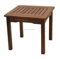 eucalyptus side table - harwood outdoor furniture - vietnam main export product