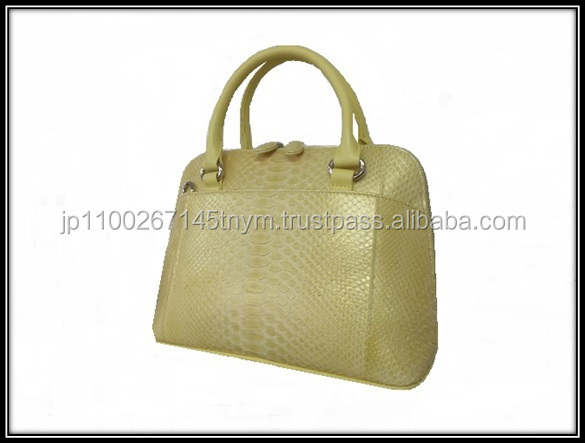 High quality and fashionable wholesale python handbag small lot order  available bd95a601fdef3
