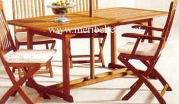 Indonesia Furniture-STAFF TABLE-Teak Furniture