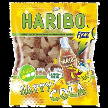 haribo happy cola fizz 100g buy haribo happy cola fizz product on