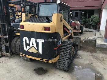 Caterpillar Skid Steer >> Used Cat 247b Track Skid Steer Buy Used Caterpillar Skid Steers