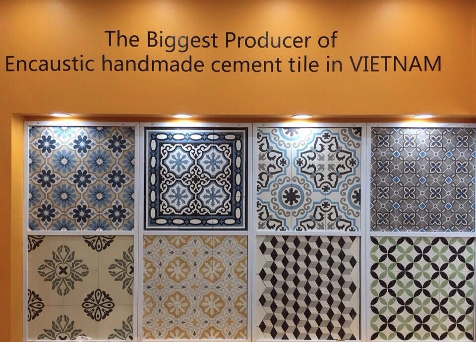 Custom Design Vietnam Encaustic Cement Tiles Buy