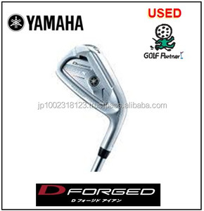 Hot-selling and Various types of sheriff golf and Used Iron Set YAMAHA inpres X D FORGED for resell , deffer model a
