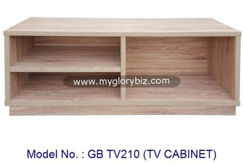 Small Tv Cabinet Simple Wooden Stand Modern Living Room Furniture