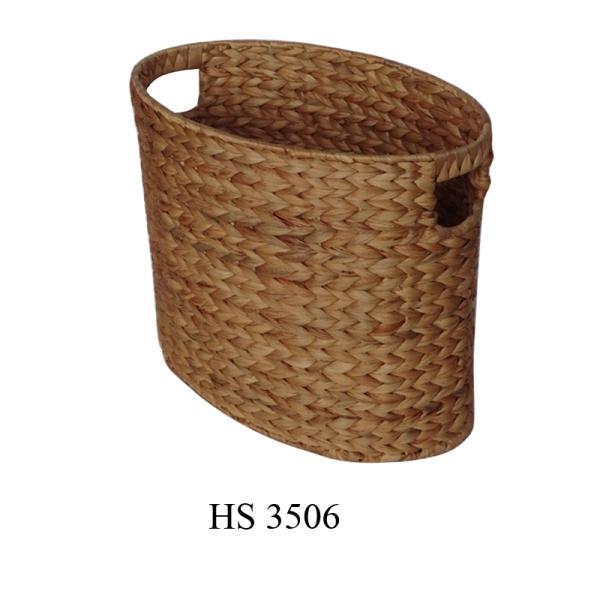 vietnam panier linge panier en osier jacinthe d 39 eau. Black Bedroom Furniture Sets. Home Design Ideas