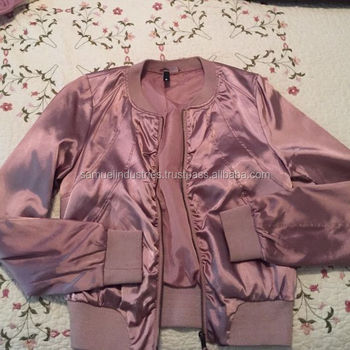 50bd54e55 Pink Velvet Bomber Jackets\baby Pink Satin Bomber Jacket\reusable Custom  Pink Sublimated Nylon Bomber Jacket For Boys\girls - Buy Pink Fleece Jacket  ...