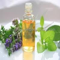 MENTHA SPICATA OIL WITHOUT SYNTHETIC AGENTS