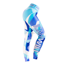 Custom Printed Sexy Yoga Pants/Leggings Lycra without see though Wholesale Running Tights