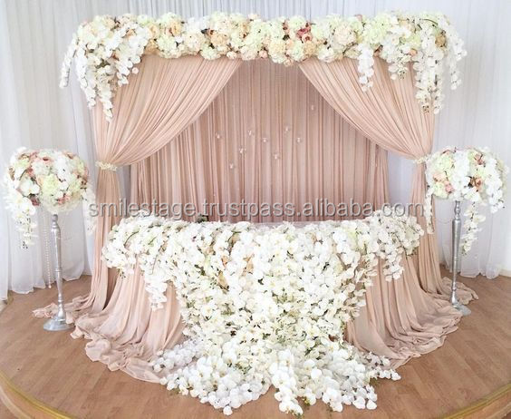 wedding backdrop fabric stage decoration backdrop fabric