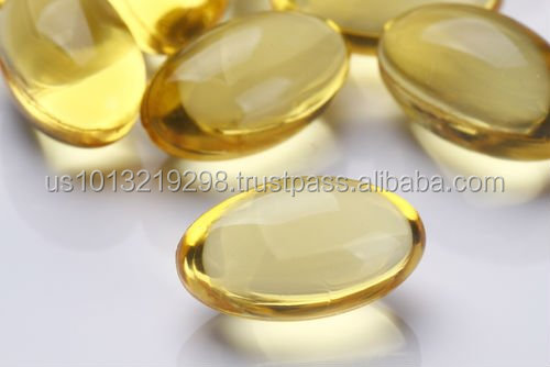 GMPc Dietary Supplement ( Softgel Capsules ) Vitamin E 400 iu