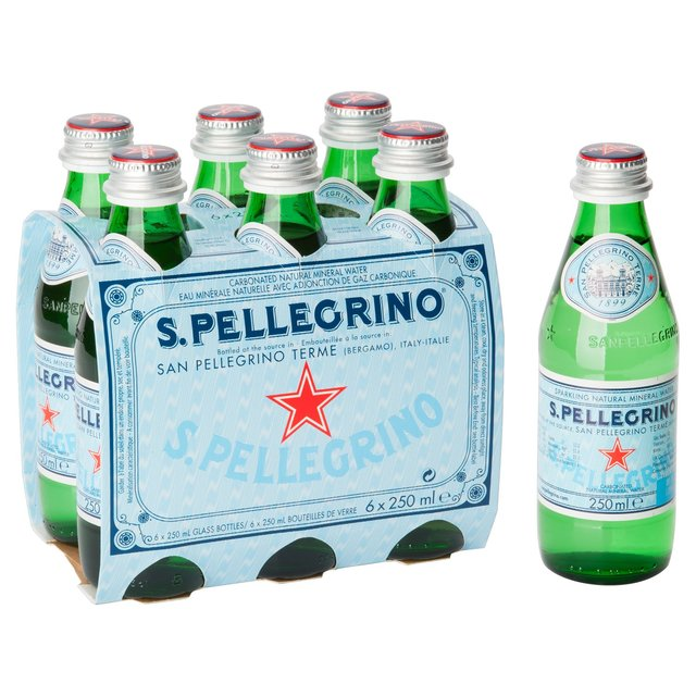 S. Pellegrino Mineral Water 250ml