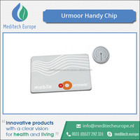 Hot Selling Urmoor Handy Chip for Electromagnetic Radiation Protection