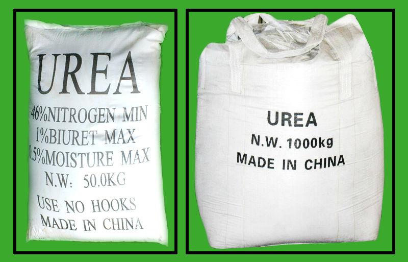 how to use urea fertilizer