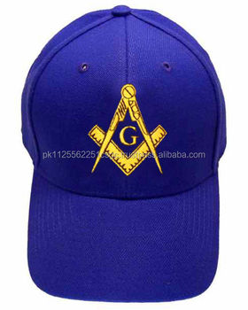Masonic Blue Lodge Past Master Cape - Buy Mason Hat Blue ... 5163616aa04