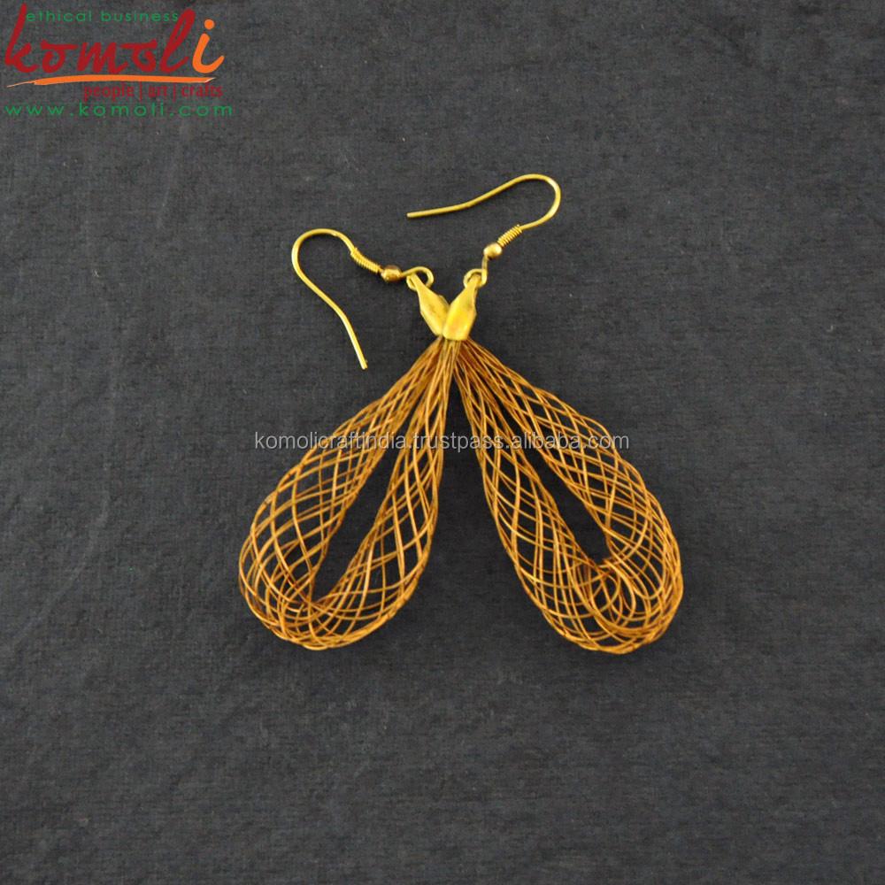 f5e27ae92e5833 Handmade Wire Design Artificial Jewellery Imitation Brass Jewelry ...