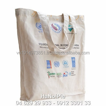 Vietnam Cotton Tote Bag