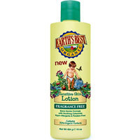 Earths Best Baby Care Everyday Lotion, EA 1/7 OZ by Earth's Best