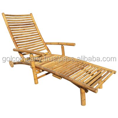 silla plegable de bambrelax silla bamb