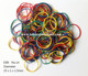 Fancy colourful Rubber Bands / Vietnam compound rubber band from large Factory for the Best competitive Price