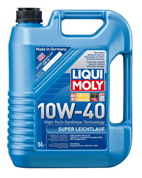 liqui moly super leichtlauf 10w40 5l buy lubricant. Black Bedroom Furniture Sets. Home Design Ideas
