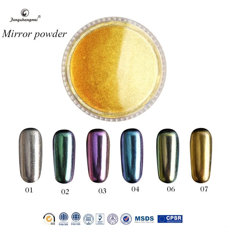 Fengshangmei Polvo Mágico Del Espejo Venta Caliente Espejo Efecto ...