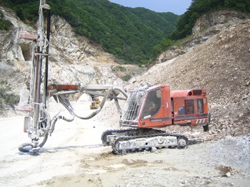 Used Tamrock Ranger 500 Hydraulic Crawler Drill Rig - Buy Tamrock,Ranger  500,Hydraulic Crawler Drill Product on Alibaba com