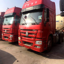 Used/second hand Howo tractor truck head ,tractor truck for sale