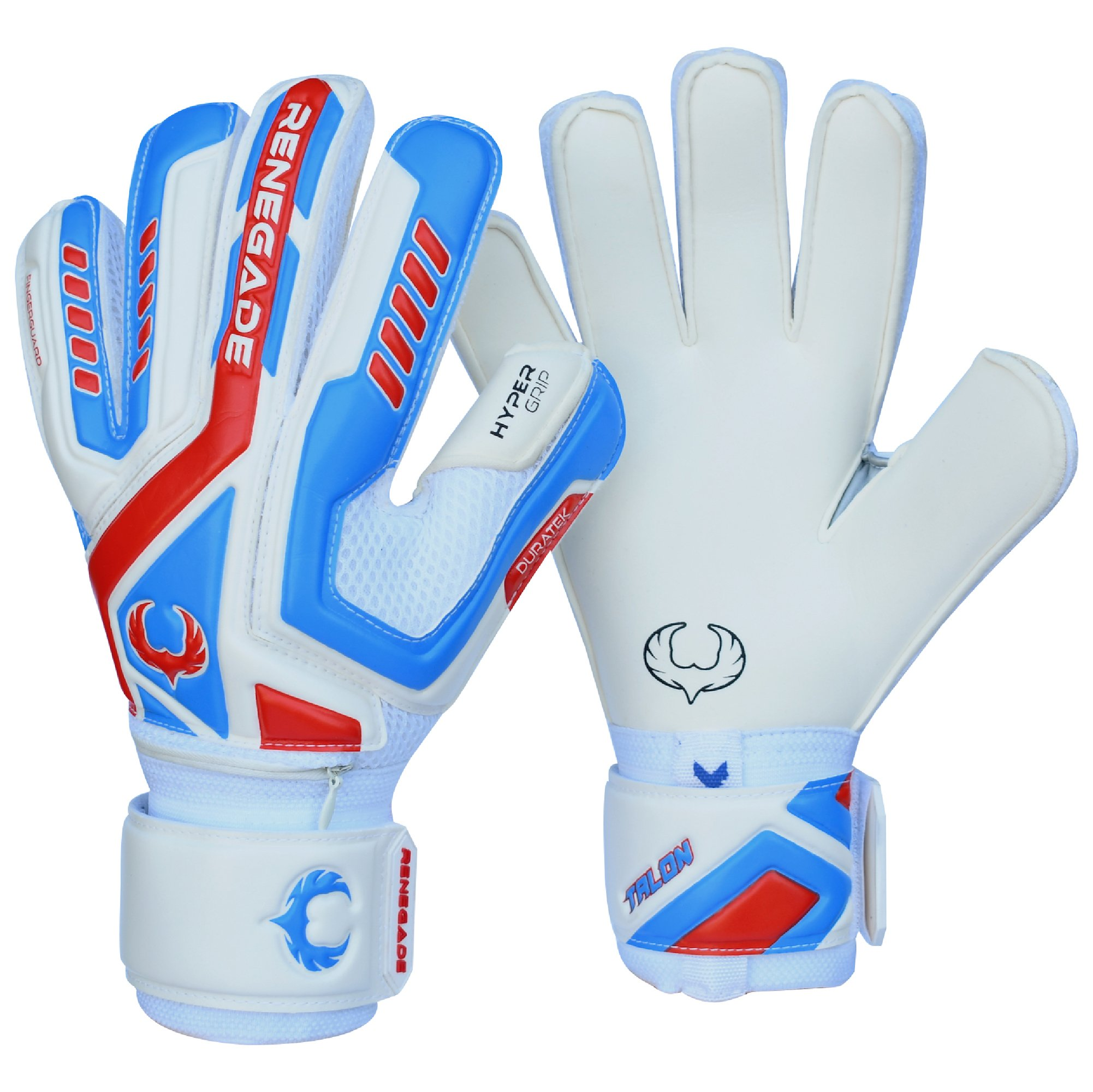 Get Quotations · Renegade GK Talon Goalkeeper Gloves With Removable Pro  Fingersaves 467c92449e