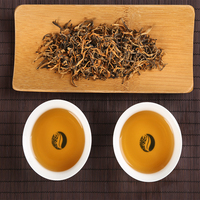Top grade golden yunnan black red tea 200g ice black tea of gift tea