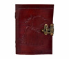 Brown Faith fairy Leather Journal Note Book Dairy Blank Book Journal