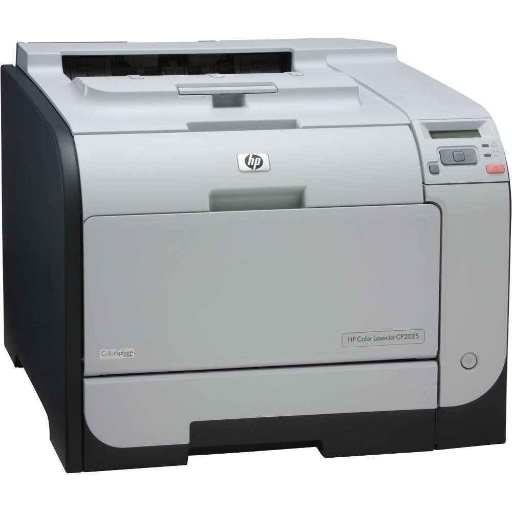 Get Quotations · HP CP2025N Color LaserJet Printer