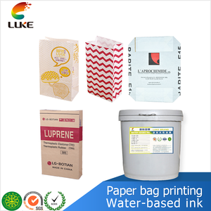 Paper bag machinery printing ink for flexo,paper bag machinery printing ink with good wear resistance and heat resistance