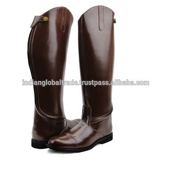 Mens Horse Riding Boots - Indian Global