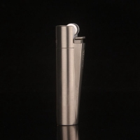 CLI. Jet Flame Torch Cigarette Cigar Butane gas Metal Lighters (Silver) at Factory price