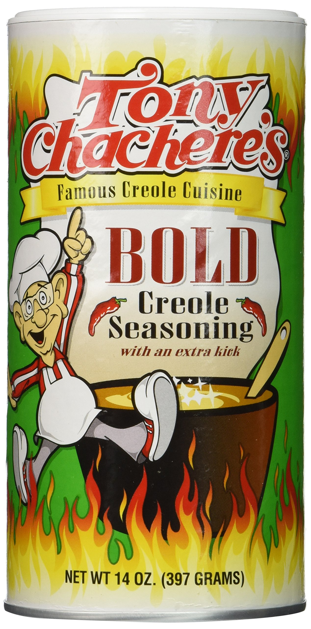 Tony Chachere Seasoning Blends, Bold Creole, 3 Count