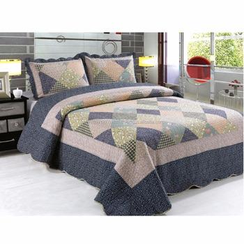 patchwork quilt bedspread uk