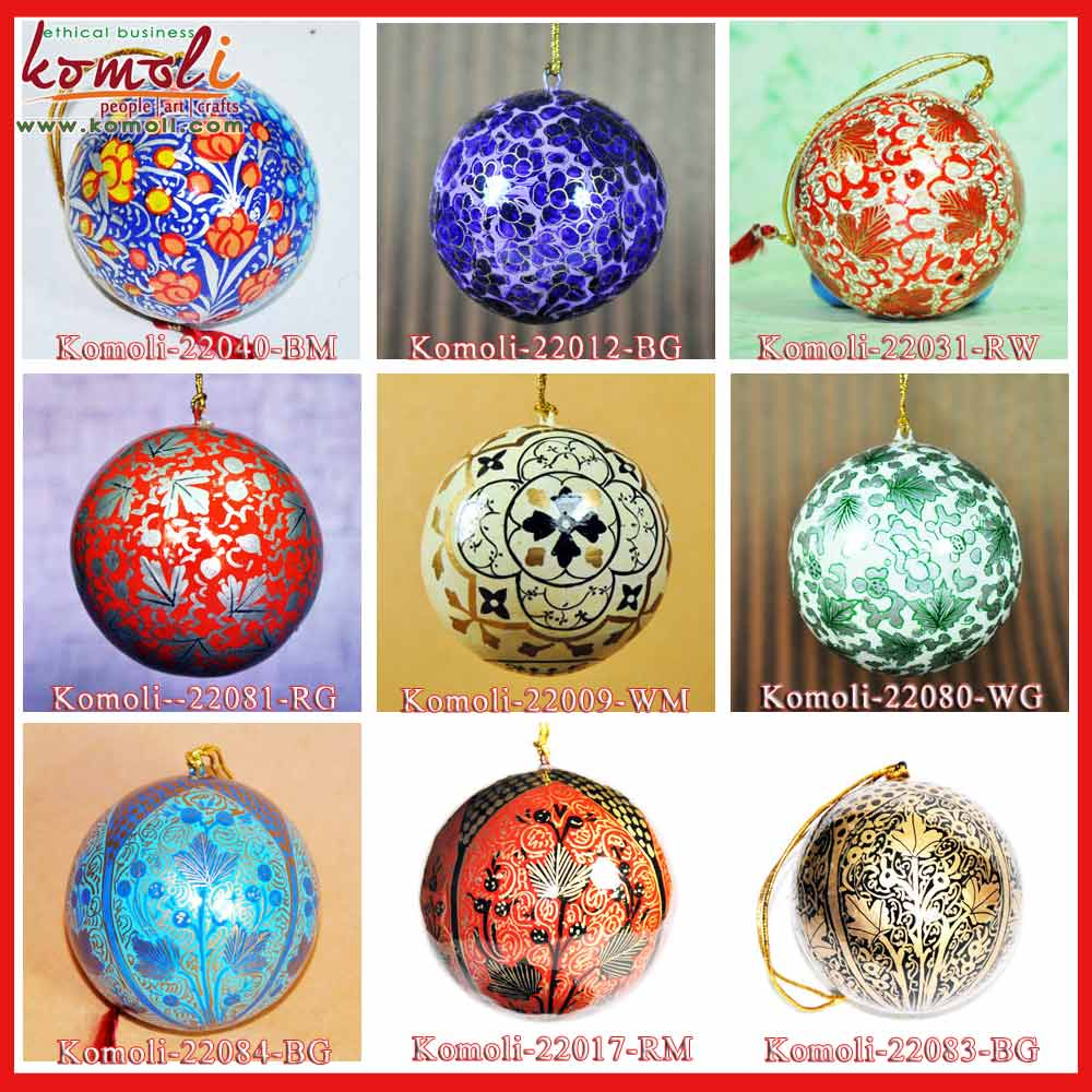 Custom Metal Christmas Ornaments