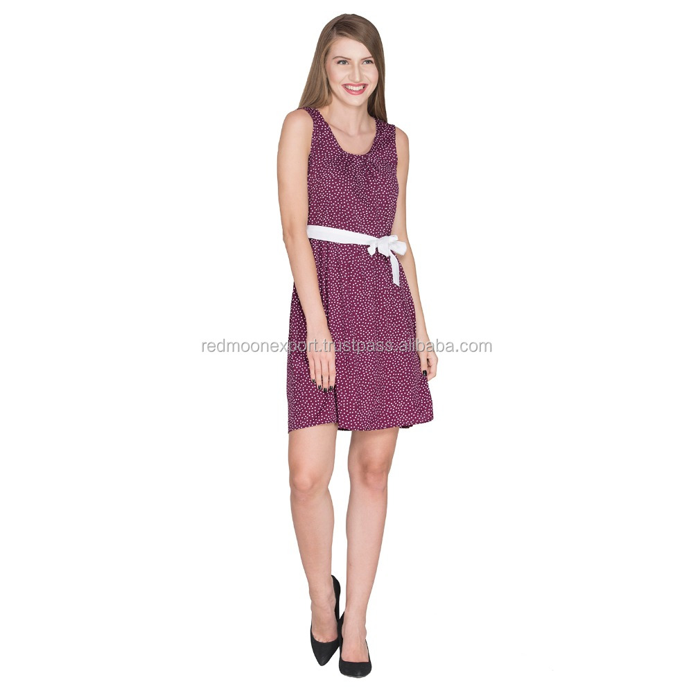 Pink Short And Sexy Dress For Women