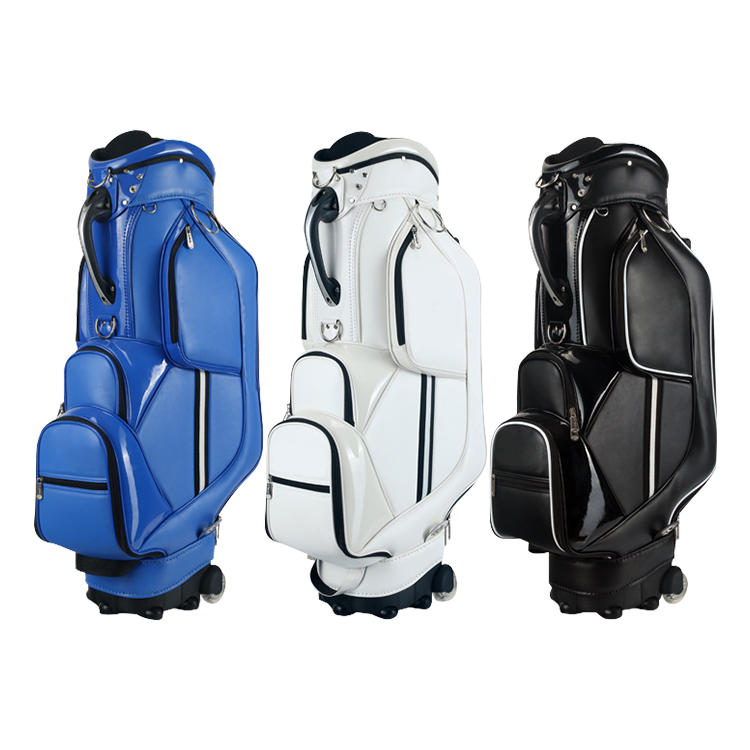 Trolley Bags Travel Golf Bag Stand Waterproof