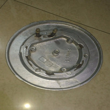 ELECTRIC CASTING PLATE HEATER