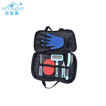 Hot Proper Price Deshedding Grooming Tool Durable Dog Kit Bag