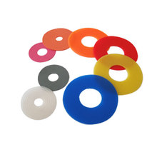 Hot Selling Colourful Rubber Flexible Washer