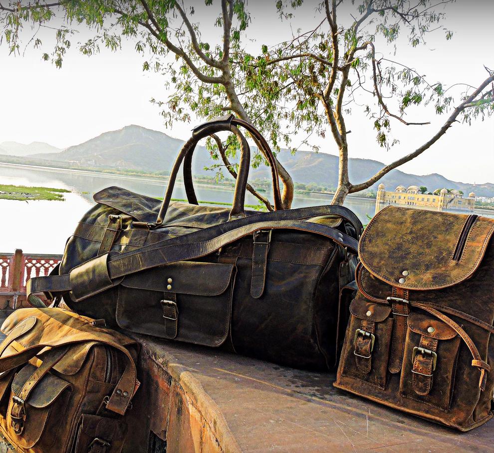 9e4e98dca31a HANDICRAFT VILLA - vintage leather bags